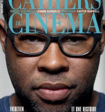 Les Cahiers du Cinéma de Novembre