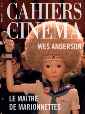 Couv cahier du cinema-743 avril 17