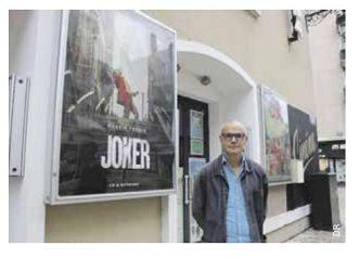 Le cinéma Art et Essai «Les Carmes» à Orléans, fête son 20e anniversaire