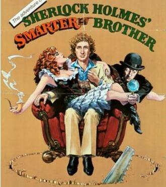 «Le Frère le plus futé de Sherlock Holmes» de Gene Wilder