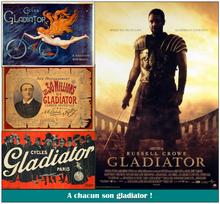 «Péplum: gladiateur, glaive et fantasmes» de Jérôme Korkikian