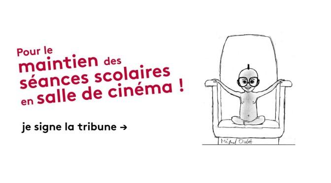 «Montrer des films à des jeunes, c'est un acte politique, c'est un acte de citoyenneté»